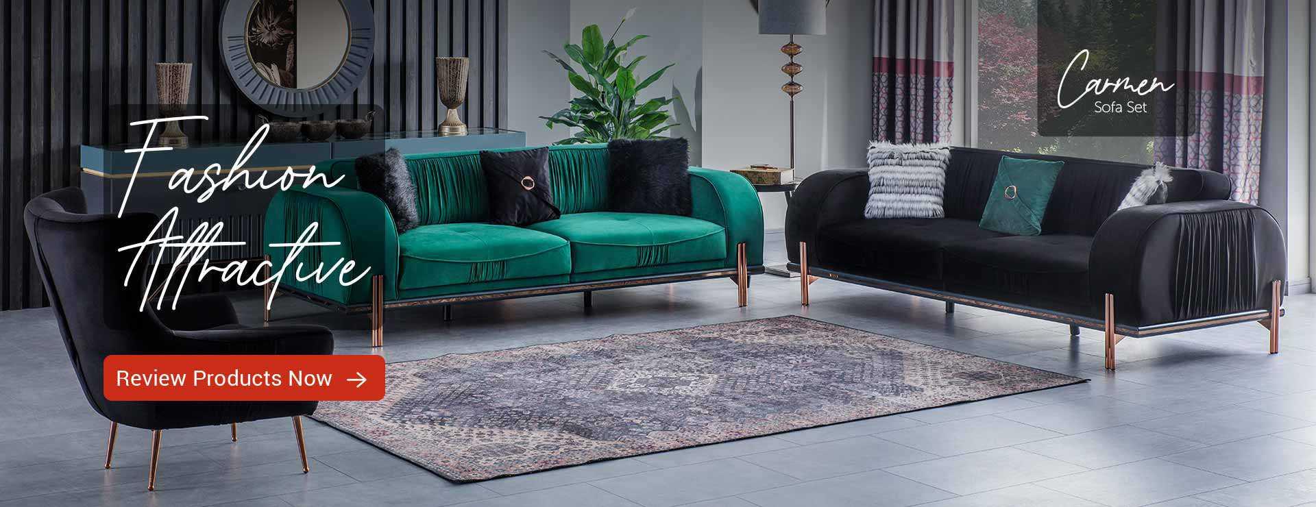 carmen sofa set