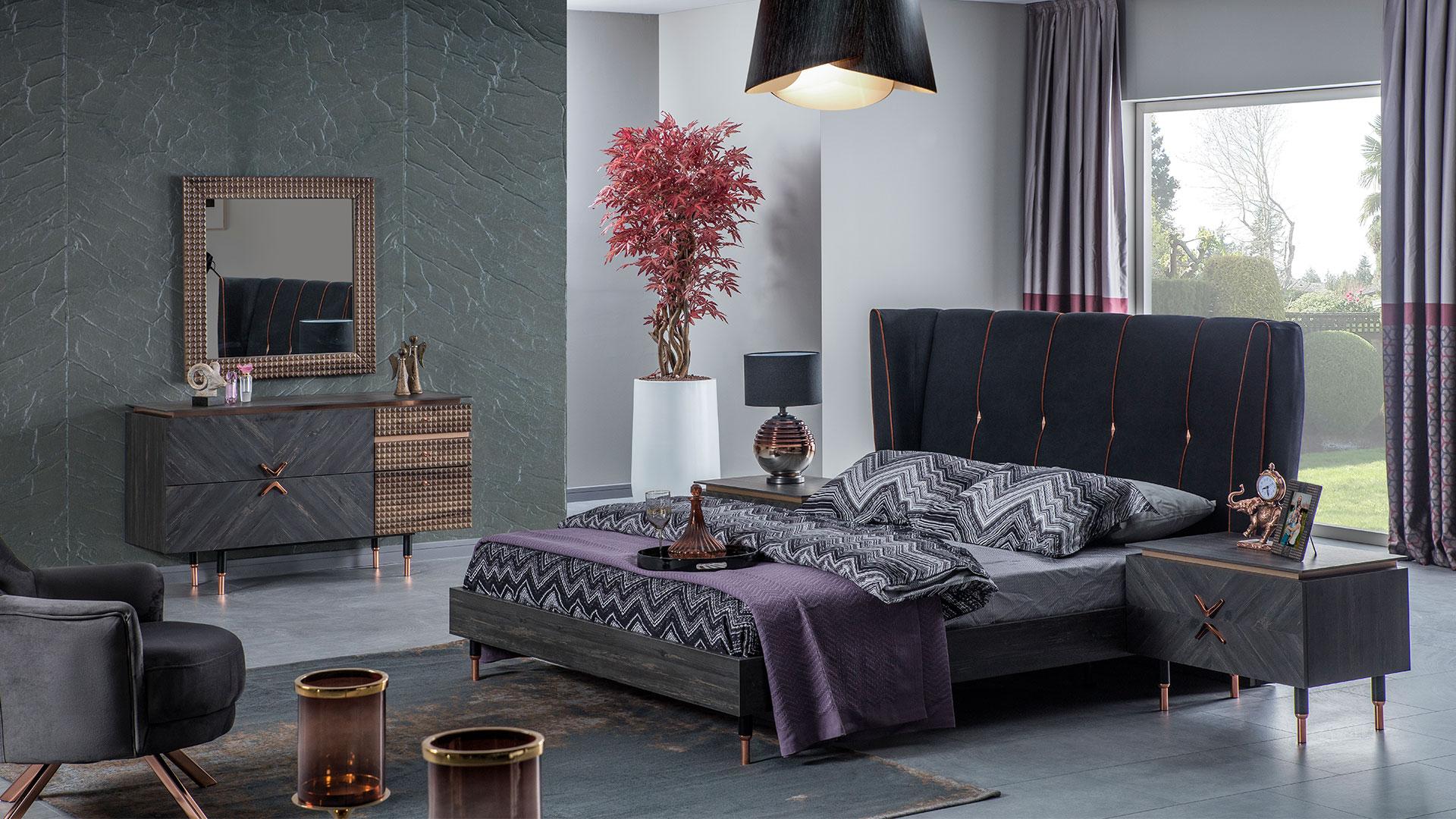 Fedora Yatak Odası
